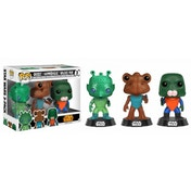Cantina 3-Pack (Star Wars) Funko Pop! Vinyl Figures