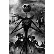 Nightmare Before Christmas - Storm Maxi Poster