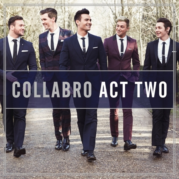 Collabro CD