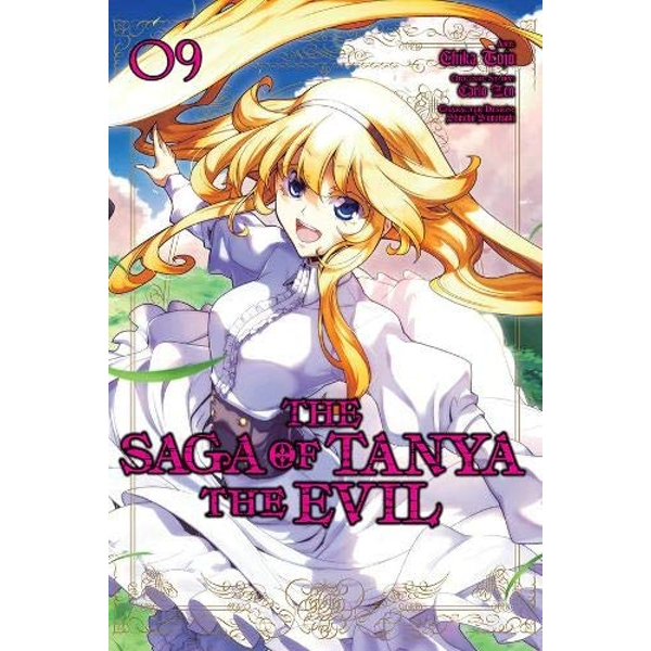 The Saga of Tanya the Evil, Vol. 9 (manga) (Saga of Tanya the Evil (Manga))