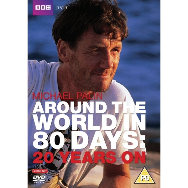 Michael Palin - Around the World in 80 Days: 20 Years On DVD