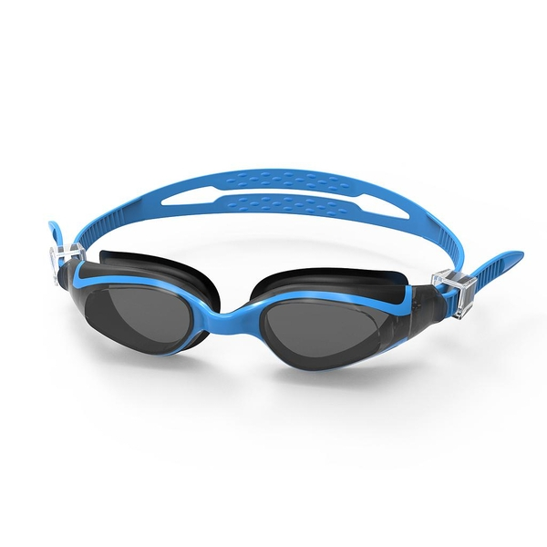 SwimTech Quantum Goggles Blue/Black - Junior