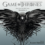 Game of Thrones Season 4 Original Television Soundtrack CD