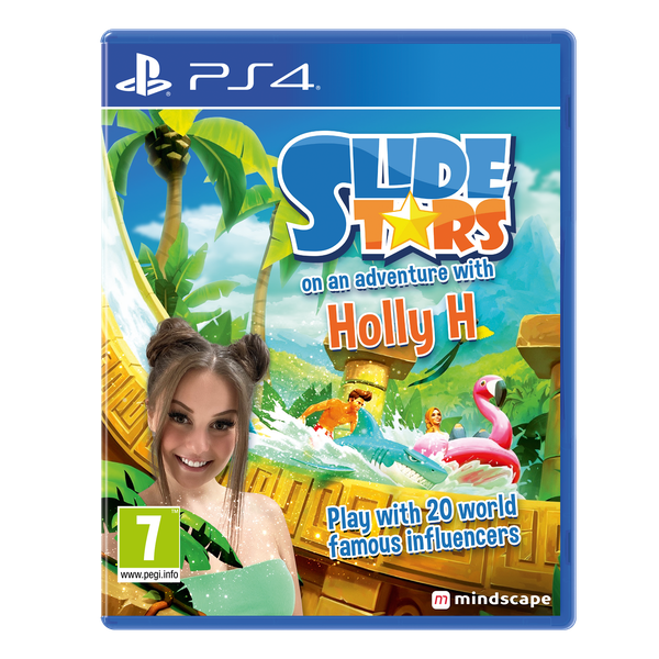 Slide Stars PS4 Game