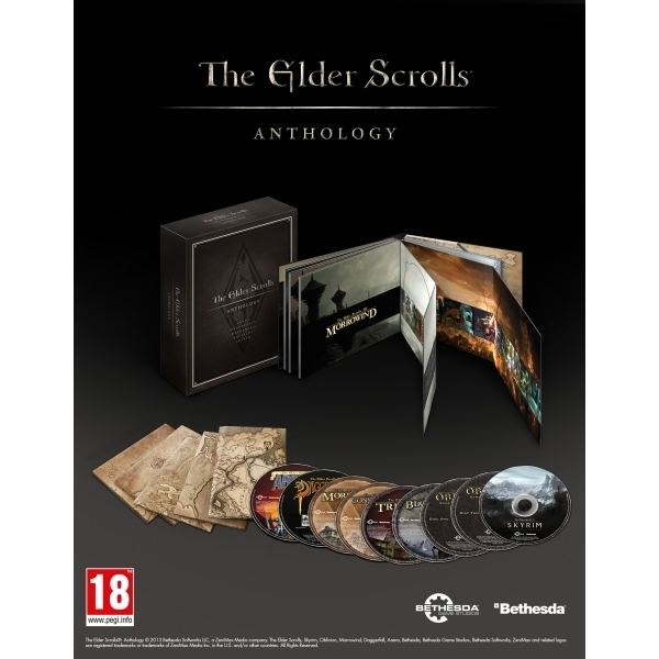 Elder Scrolls Anthology PC Game (Boxed and Digital Code) - Image 2