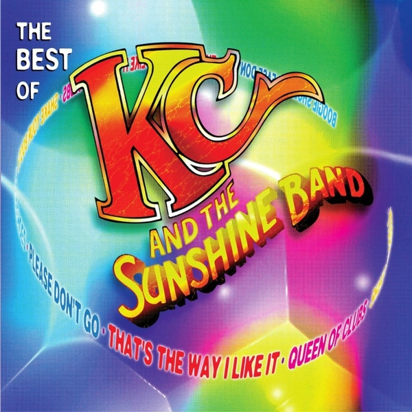 KC And The Sunshine Band - Best Of KC & The Sunshine Band Music CD