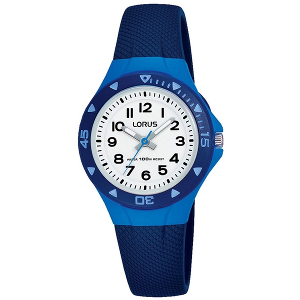 Lorus R2359MX9 Chidrens Navy Blue Sports Design Watch