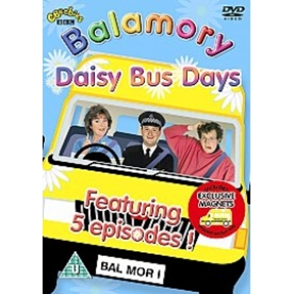 Balamory - Daisy Bus Days DVD