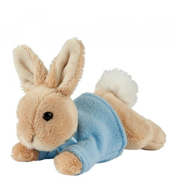 Lying Peter Rabbit Small Soft Toy