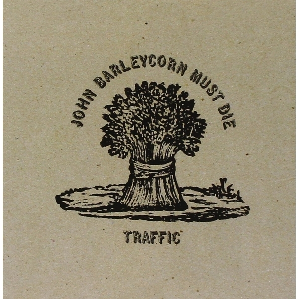 Traffic - John Barleycorn Must Die CD