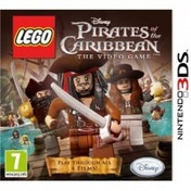 Lego Pirates Of The Caribbean Game 3DS