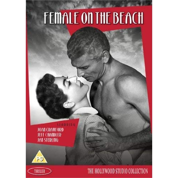 Female on the Beach DVD