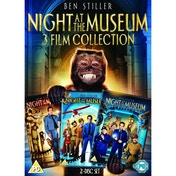Night at the Museum 1-3 DVD