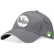 The Beatles - Drum Men's Baseball Cap - Grey
