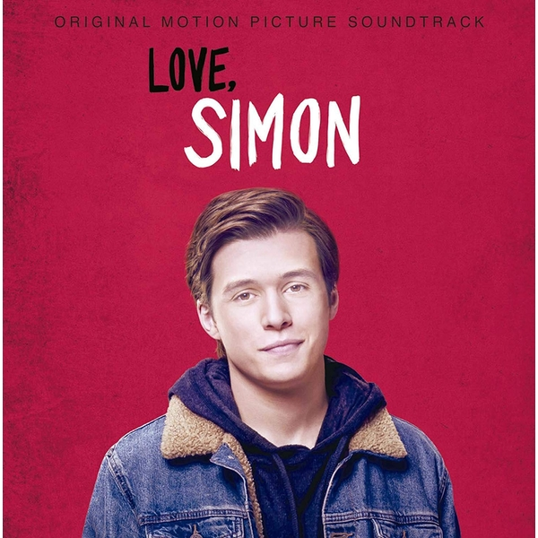 Love, Simon Soundtrack OST CD