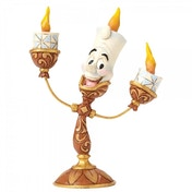 Disney Traditions Ooh La La Lumiere Beauty and the Beast Figurine