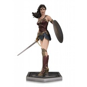 Justice League Movie Wonder Woman DC Collectibles Statue