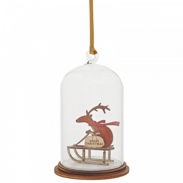 Special Delivery Hanging Ornament