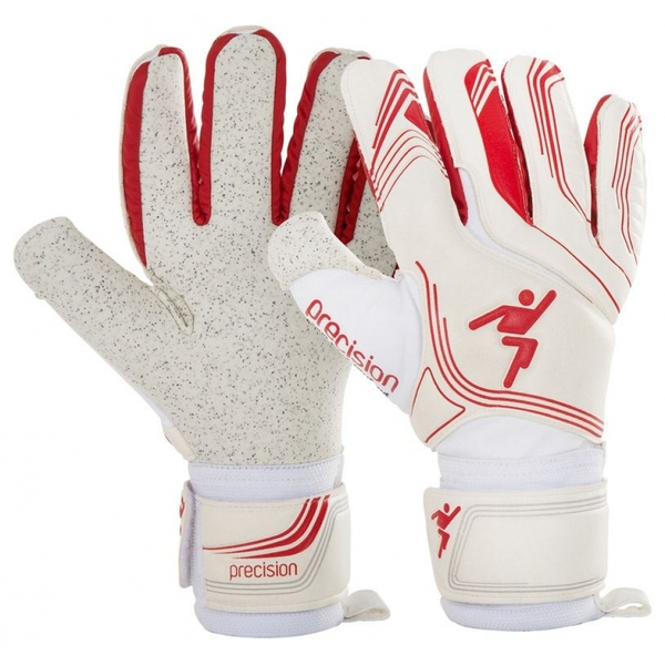 Precision Premier White Shadow GK Gloves 10