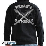 The Walking Dead - Negan's Savior Men's Large Hoodie - Black