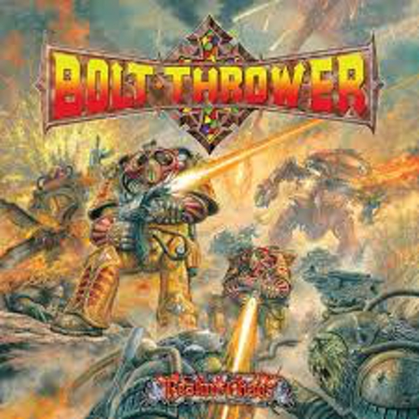 Bolt Thrower – Realm Of Chaos Vinyl