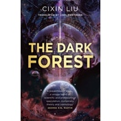 The Dark Forest by Cixin Liu (Paperback, 2016)