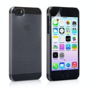 YouSave Accessories iPhone SE Hard Case - Clear/Matte