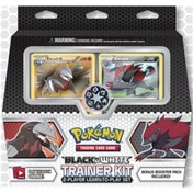 Pokemon Black and White Trainer Kit Trading Card Game