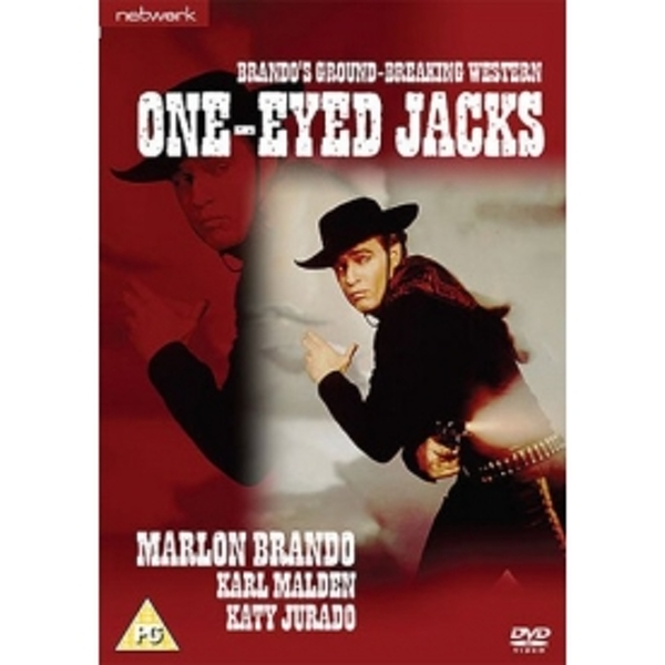 One Eyed Jacks DVD