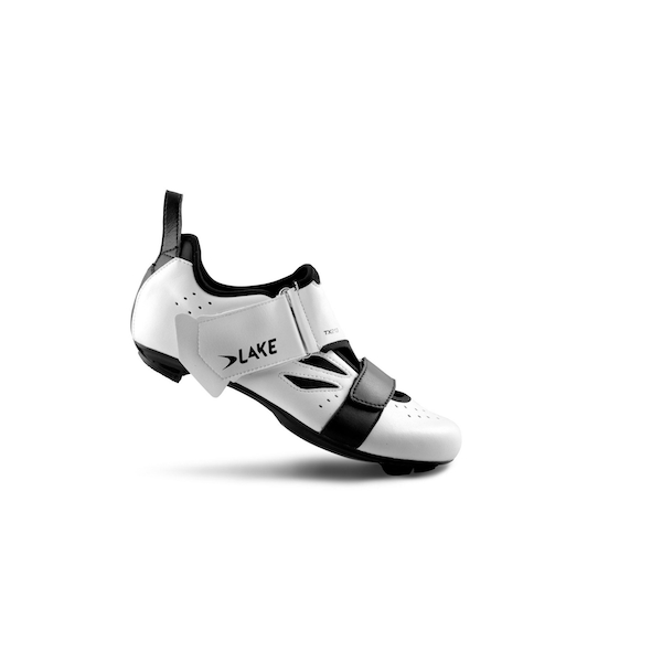 Lake TX213 TRI Shoe White/Black 45