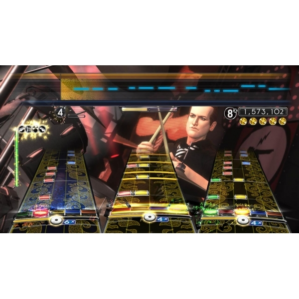 Rock Band Green Day Solus Game PS3 - Image 3
