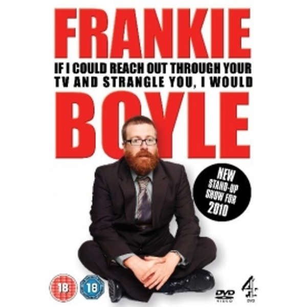 Frankie Boyle If I Could Reach Out Through Your TV And Strangle You I Would DVD