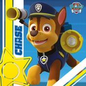 Paw Patrol - Chase On Patrol Canvas