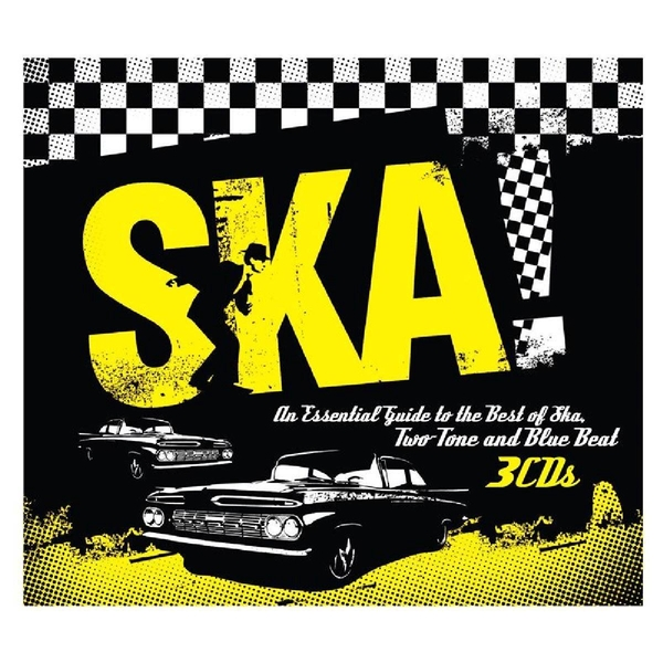 Various - Ska! An Essential Guide To The Best Of Ska, Two Tone And Blue Beat CD