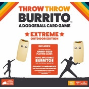 Throw Throw Burrito: Extreme Outdoor Edition [Damaged Packaging]