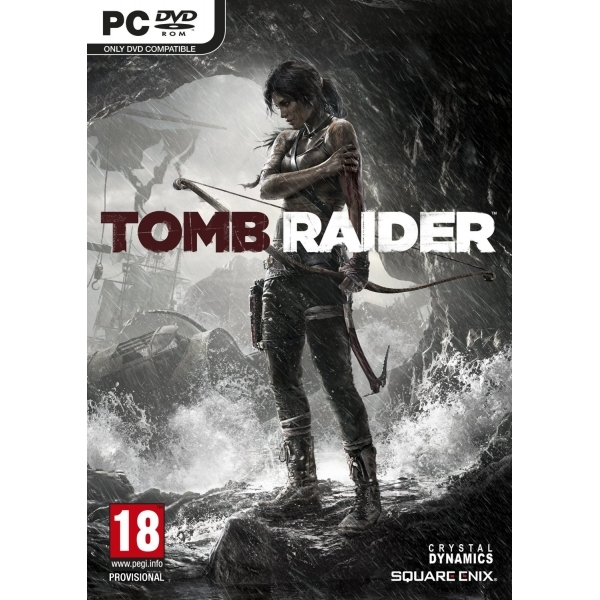 Tomb Raider Game PC - Image 1
