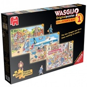 Wasgij Limited Edition Original Collectors Box Jigsaw Puzzle