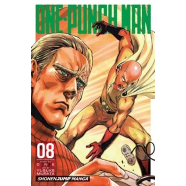 One-Punch Man, Vol. 8 : 8