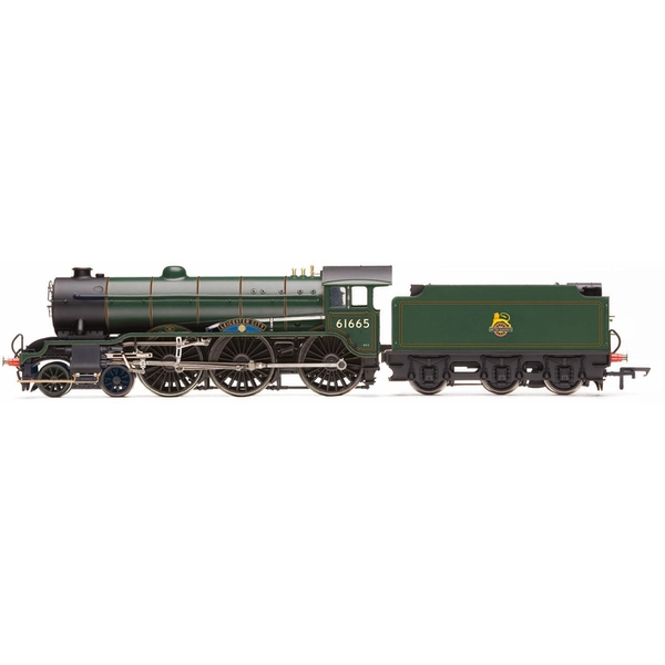 Hornby BR B17/6 Class 4-6-0 61665 Leicester City Era 4 Model Train