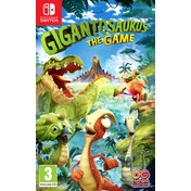 Gigantosaurus The Game Nintendo Switch Game