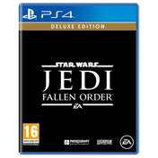 Star Wars Jedi Fallen Order Deluxe Edition PS4 Game