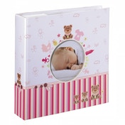 Moni Memo Album for 200 photos with a size of 10x15cm