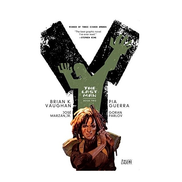 Y: The Last Man Book Two Paperback