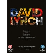 David Lynch Boxset DVD