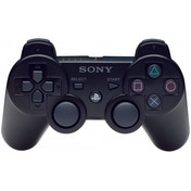 Official Sony DualShock 3 Controller Black PS3