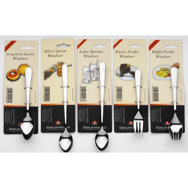 Windsor Slotted Serving Spoon Stainless Steel