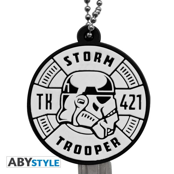 Star Wars - Keycover PVC Trooper PVC Keyring