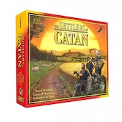 Ex-Display The Settlers of Catan Used - Like New
