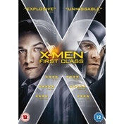 X-Men: First Class DVD