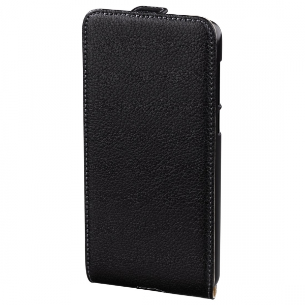 Hama Smart Case Flap Case for Huawei Honor 6 Black - Image 1
